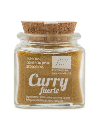 CURRY FUERTE BIO  INDIA