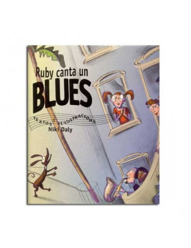Ruby canta un blues CAT