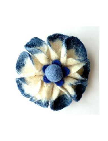 BROCHE FLOR DEGRADADO COL.SURT