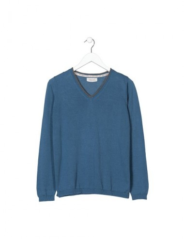 JERSEY ORGANIC EASY JEANS Y TOPO L