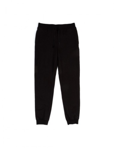 PANTALON ORGANIC WELLNESS NEGRO XL