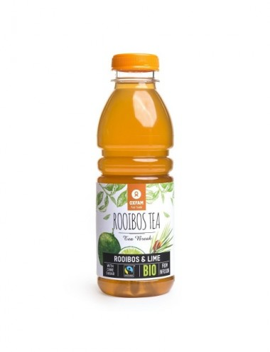 REFRESCO DE ROOIBOS Y LIMA BIO 500 ML.