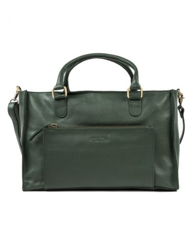 BOLSO PIEL COURIER COLOR TREE