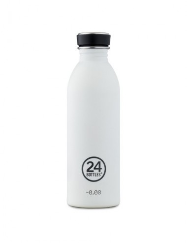BOTELLA 24H URBAN ICE WHITE 500 ML