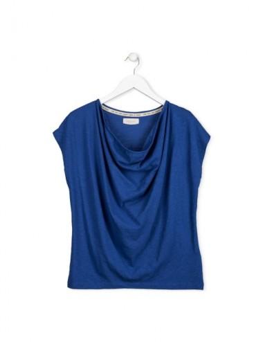CAMISETA ORGANIC EGAO BLUE MARINA XL