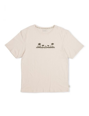 CAMISETA MAN ORGANIC ARI CLOUD M