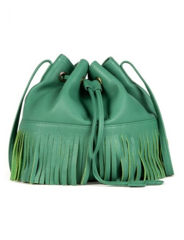BOLSO PIEL BUCKET S19 COLOR JUNGLE