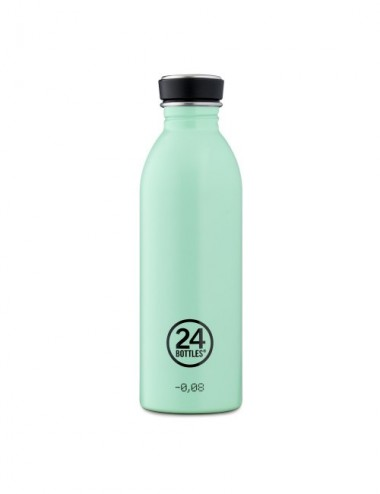 BOTELLA 24H URBAN AQUA GREEN 500 ML