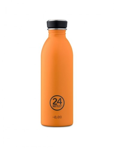 BOTELLA 24H URBAN  TOTAL ORANGE 500 ML