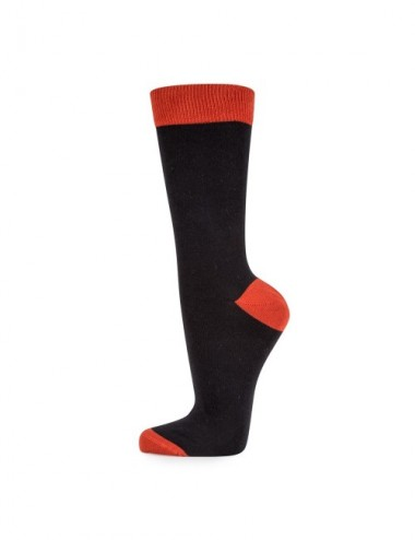 VERALUNA SOCKS BASIC BLACK 35-38