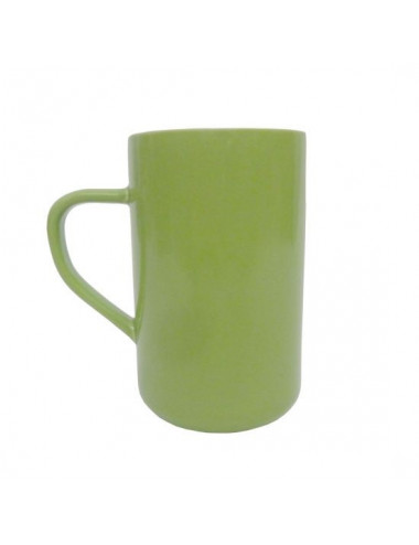 TAZA COLOR HIERBA BRILLANTE